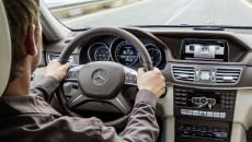 2014 E-Class Wagon Mercedes Luxury Sedan Interior