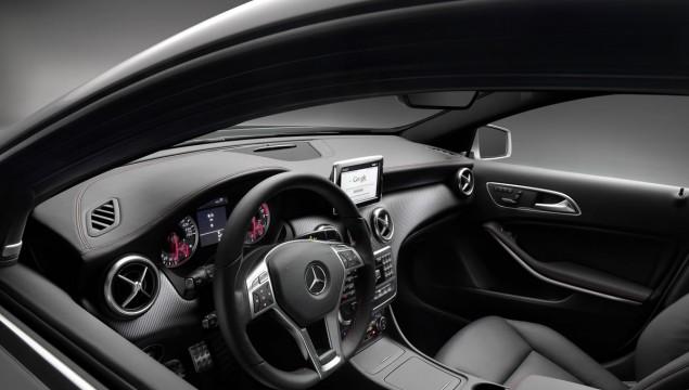 2013 Mercedes-Benz A-Class: Interior