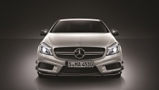 Mercedes A45 AMG Edition 1 Front Grille