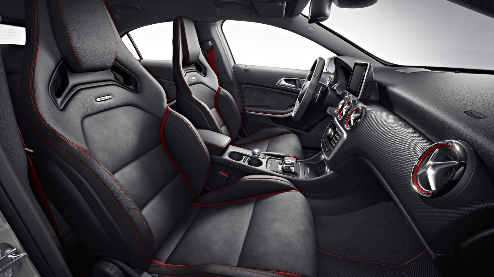 Mercedes A45 AMG Edition 1 Interior