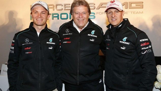 Nico Rosberg Takes Vicotry at Chinese Grand Prix