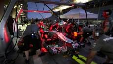 Mercedes AMG Petronas Bahrain Grand Prix night racing