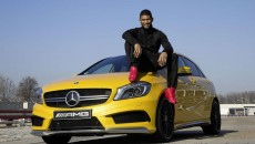 Usher Raymond Mercedes-Benz AMG