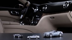 Mercedes-Benz SL-Class R231 Scale Models