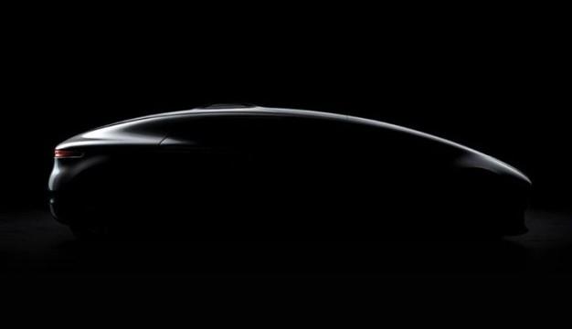 Mercedes-Benz 2015 CES Concept