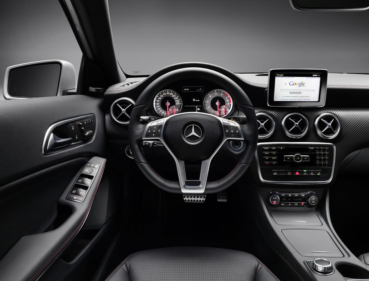 2012 Mercedes-Benz A-Class Design Development Photo Gallery (2012 ... | {Auto cockpit mercedes 16}