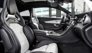 Mercedes-AMG C 63 Coupé Inside and Out – Video