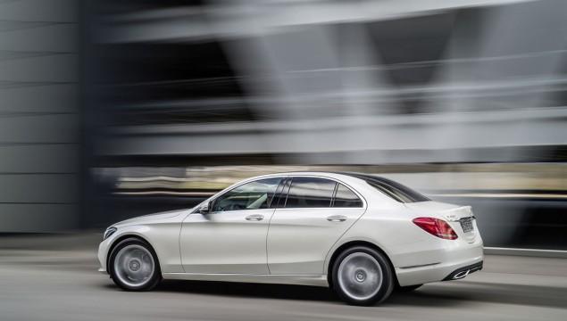 Mercedes-Benz new C-Class, C 250 BlueTEC