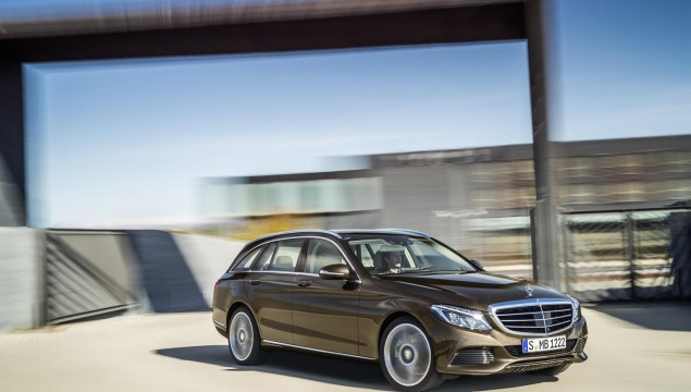Mercedes-Benz C-Class Estate Details and Photos