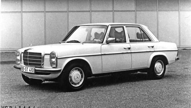 Mercedes-Benz History: A Look Back at the W201 Compact Series