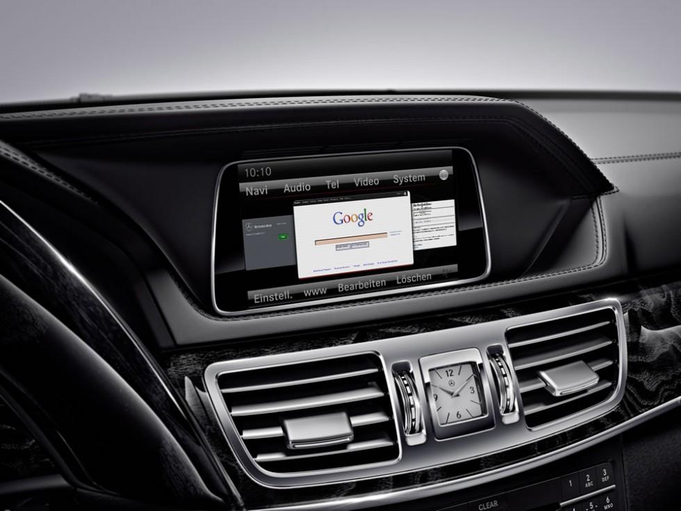 Mercedes-Benz E-Class - 2015 thế hệ