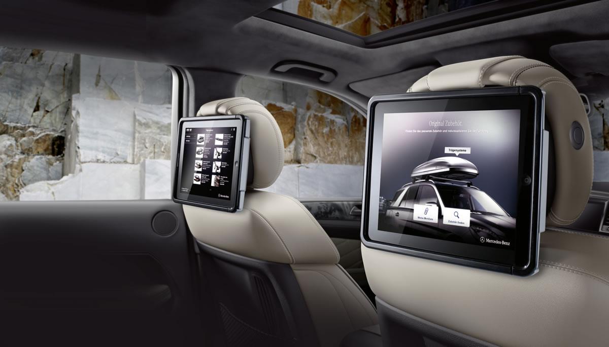 Mercedes Benz Gl Class Accessories Range Announced Photo