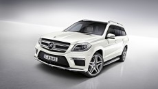 2013 Mercedes-Benz GL-Class Accessories Range