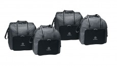 luggage set for Mercedes-Benz roof box 330, comprising 4 bags