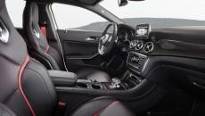 Mercedes GLA45 AMG Interior