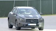 2014 Mercedes-Benz GLA SUV grille