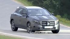 2014 Mercedes-Benz GLA SUV