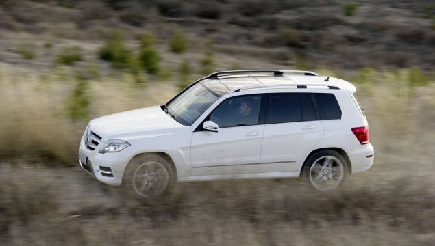 2013 Mercedes-Benz GLK Photo Gallery and Overview