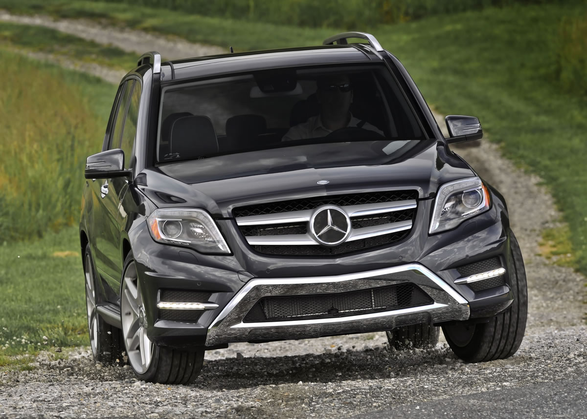 2013 Mercedes-Benz GLK 350 4Matic 4