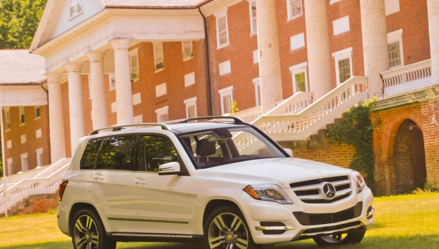 Mercedes-Benz Announces GLK250 4MATIC