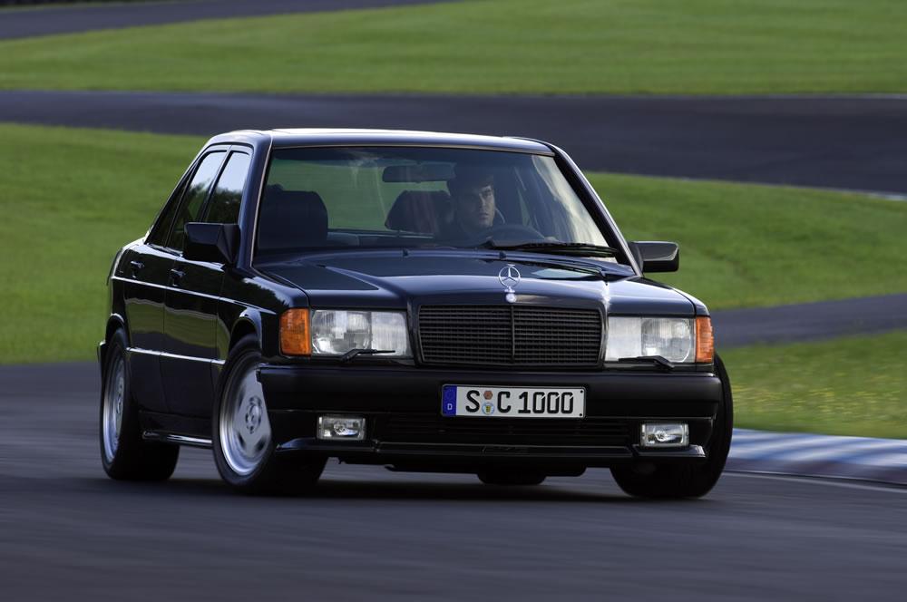 Mercedes c-class 190 фото - d7
