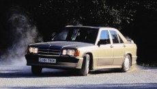 Mercedes-Benz 190 E 2.3-16 (W 201 model series)