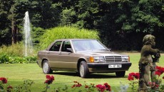 Mercedes-Benz 190 D 2.5 Turbo (W 201 model series)