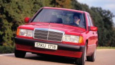 Mercedes-Benz saloon of W 201 model series