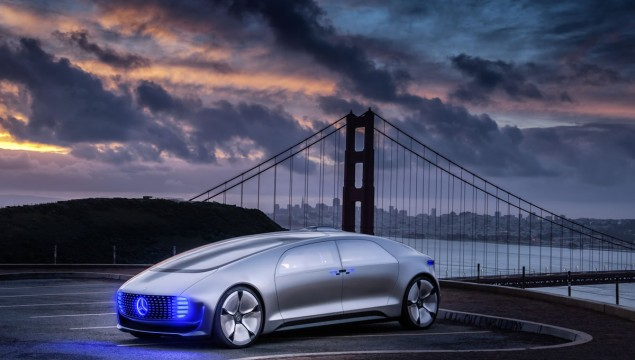See the Future on the Streets of San Francisco