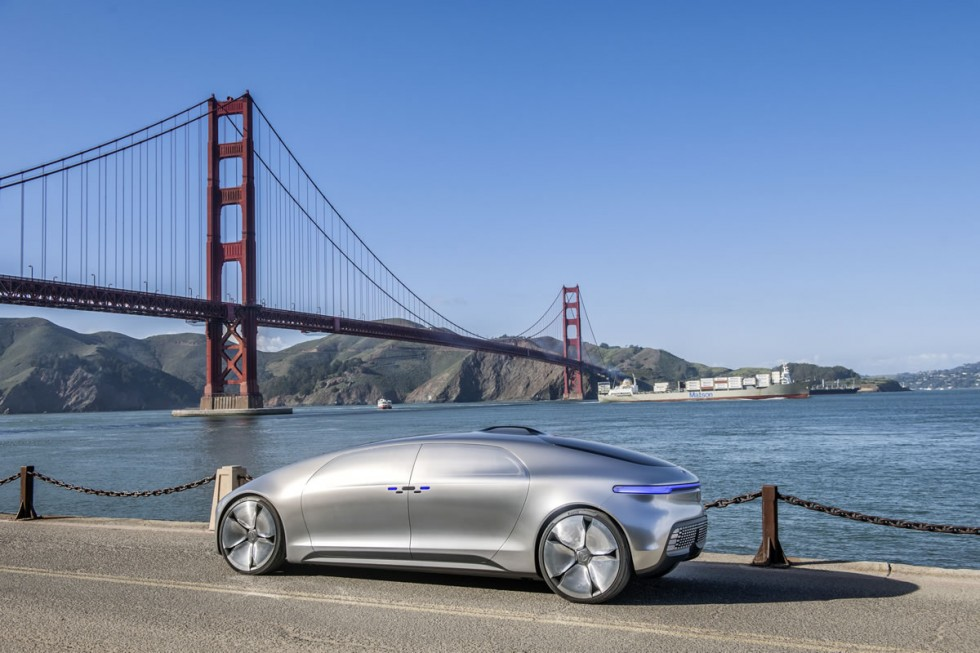 mercedes benz f 015 luxury in motion in san francisco. Cars Review. Best American Auto & Cars Review