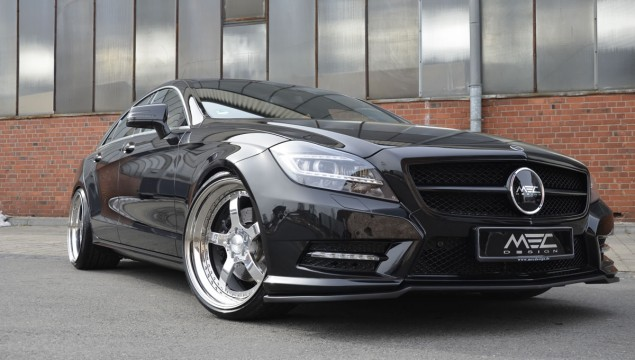 Mercedes-Benz CLS by MEC Design