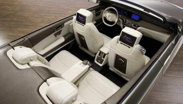 2013 Mercedes-Benz S-Class Cabrio Rumors