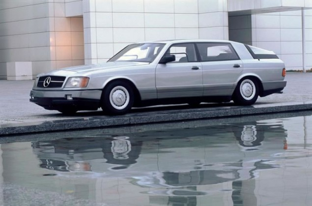 Mercedes-Benz Research Auto 2000