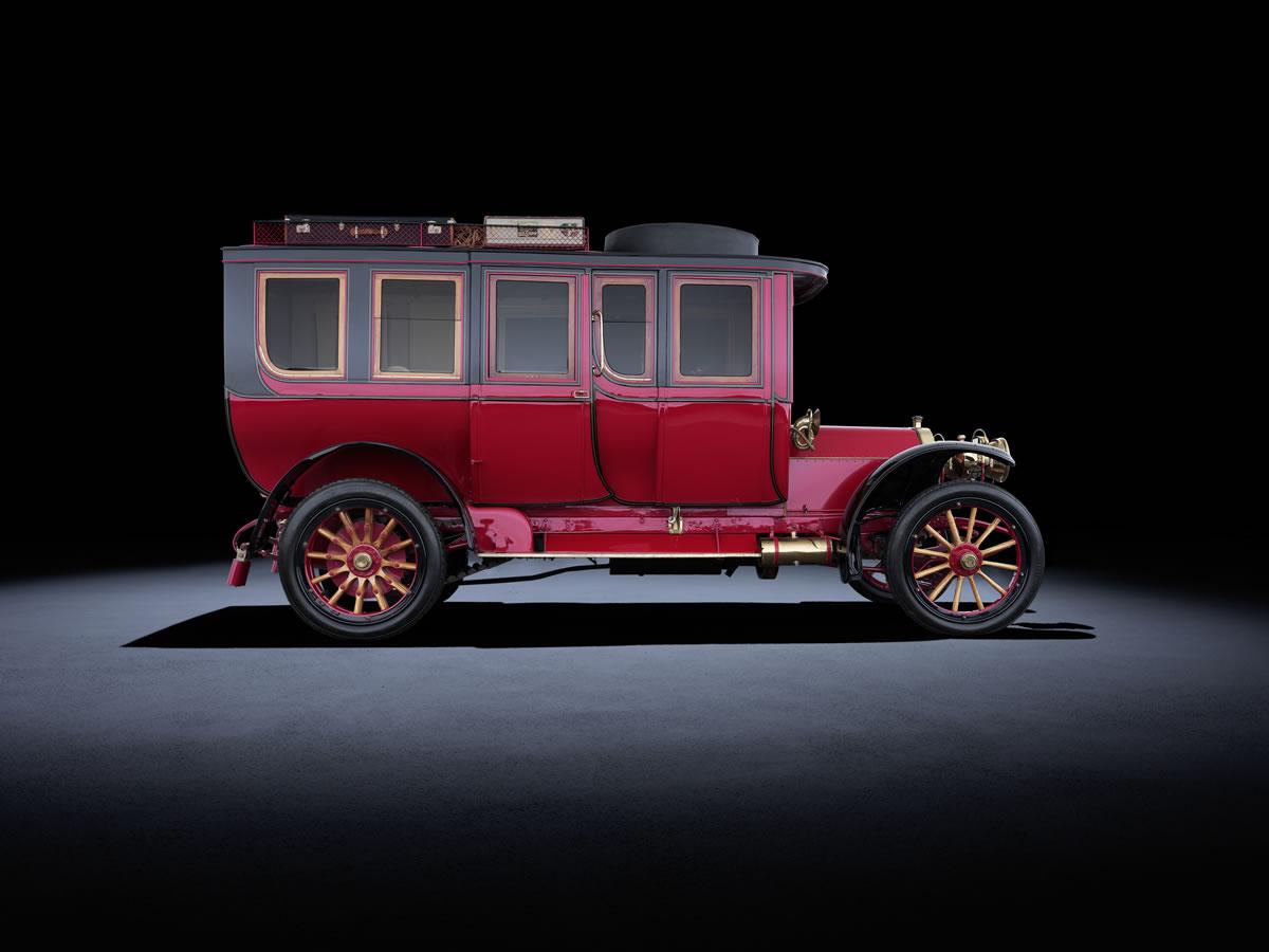 1904 Mercedes-Simplex 60 hp