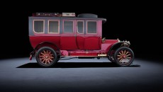 Mercedes-Simplex 60 hp from 1904: The picture shows the elegant and luxurious touring limousine formerly owned by Emil Jellinek