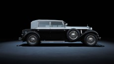Mercedes-Benz 770 'Grand Mercedes' (W 07, 1930 to 1938). The car in the photo dates from 1931