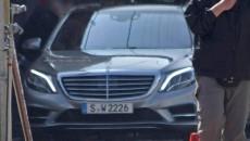 2014 Mercedes-Benz S-Class Exterior