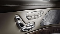2014 Mercedes-Benz S-Class Interior door