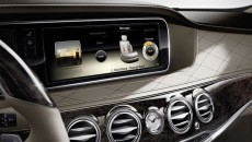 2014 Mercedes-Benz S-Class Interior display