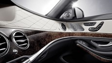 2014 Mercedes-Benz S-Class Interior wood trim