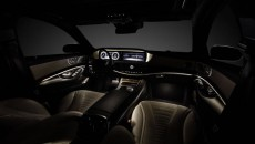 2014 Mercedes-Benz S-Class Interior night
