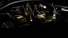 2014 Mercedes-Benz S-Class Interior lighting
