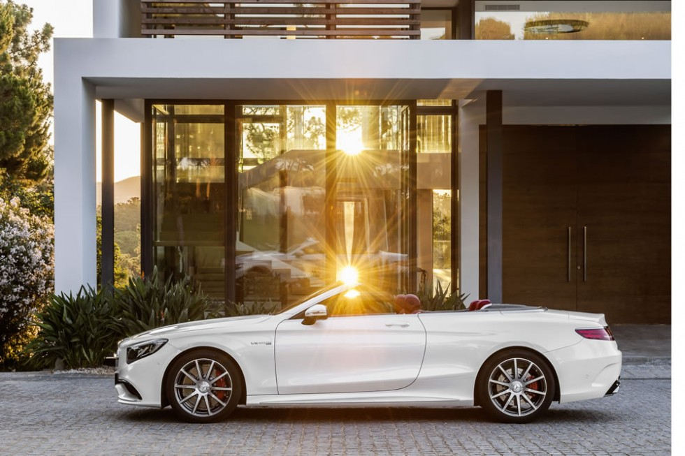 Mercedes-AMG S63 ConvertibleMercedes-AMG S63 Convertible