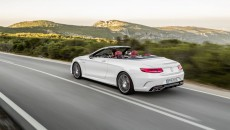 Mercedes A63 AMG Cabriolet