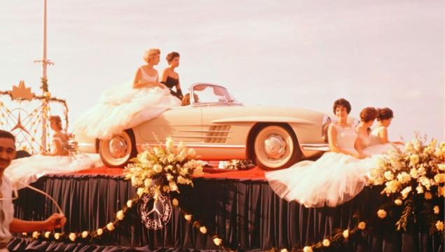 Mercedes-Benz SL-Class 60 Year History