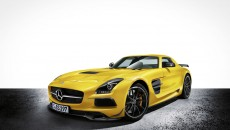 Mercedes SLS AMG Black Series Revealed