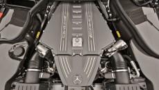 2013 SLS AMG GT engine