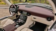 2013 SLS AMG GT interior