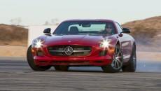 2013 SLS AMG GT front bumper