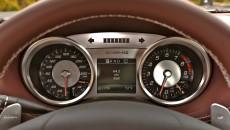 2013 SLS AMG GT gauges